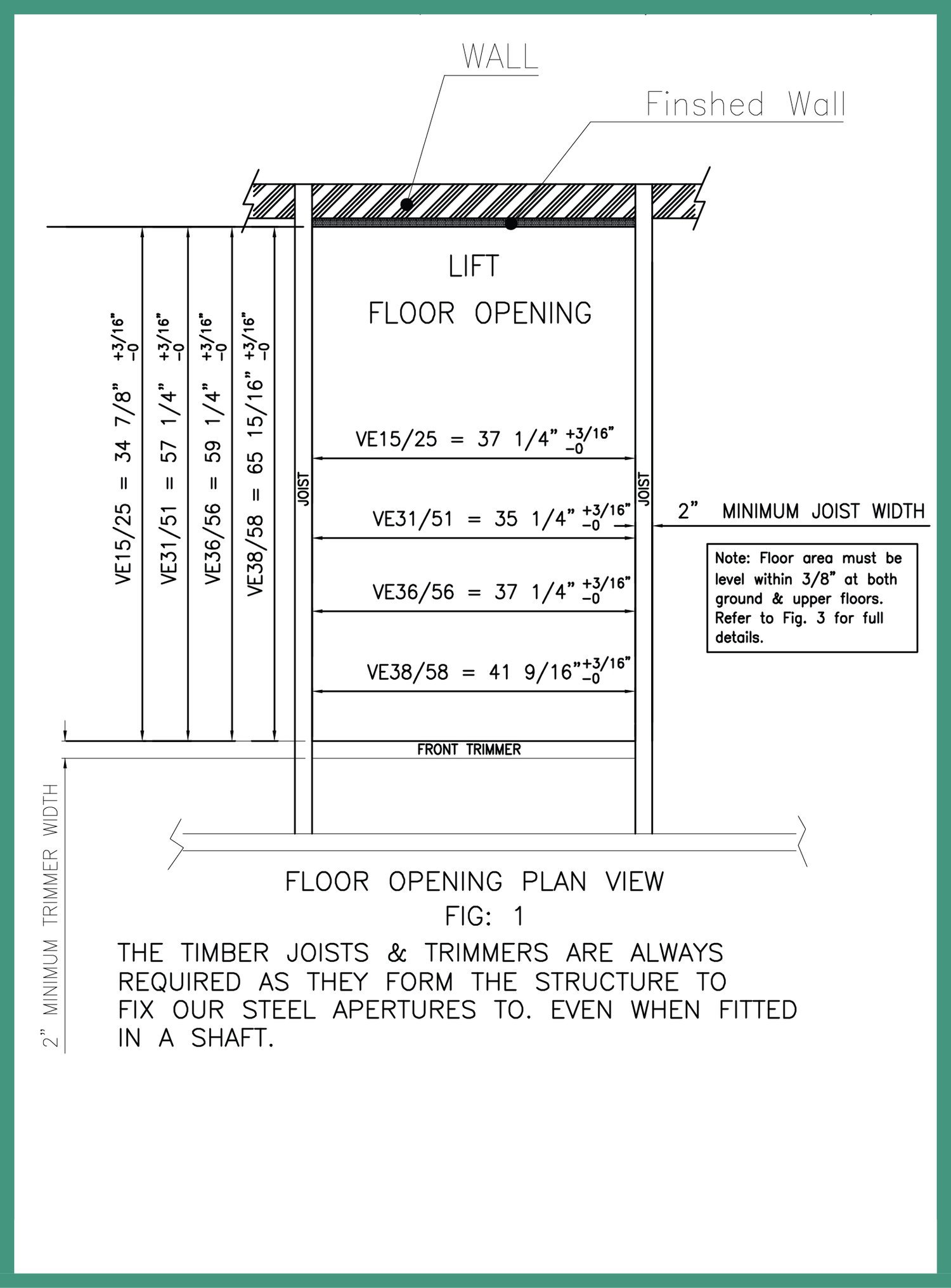 Wessex Opening Drawing